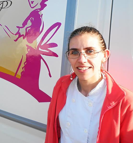 Laurélia Le Dreff, de l'artisanat au service des papilles