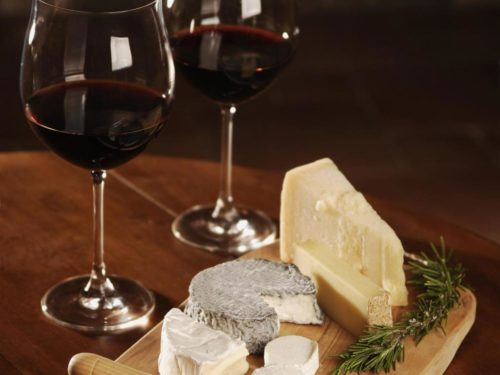 vin rouge_fromage_